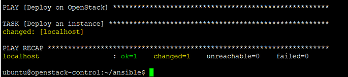 ansible-output